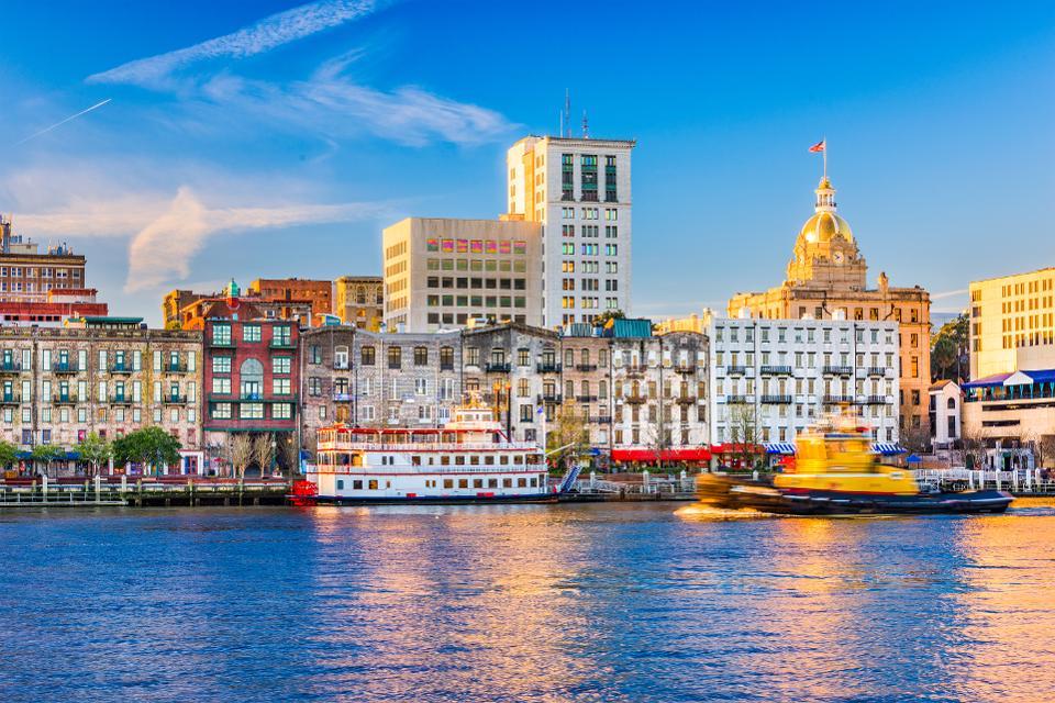 WTC Leeuwarden webinar series - Promising city: Savannah Georgia USA