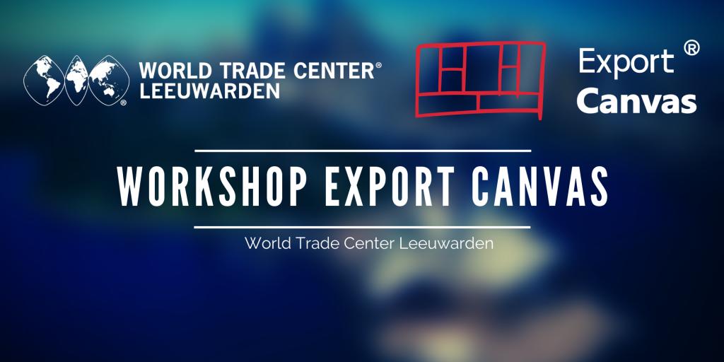 WTC Leeuwarden Workshop Export Canvas
