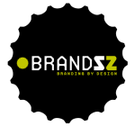 Brandsz logo rondje