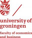 RUG faculty of Economics and Business logo