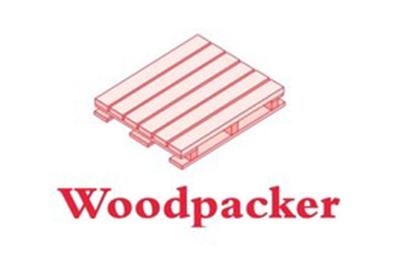 Woodpacker logo