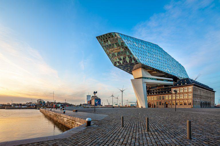 WTC LeeuwarWTC Leeuwarden webinar series - Promising city: Antwerpen, Belgiëden webinar series - Promising city: Antwerpen