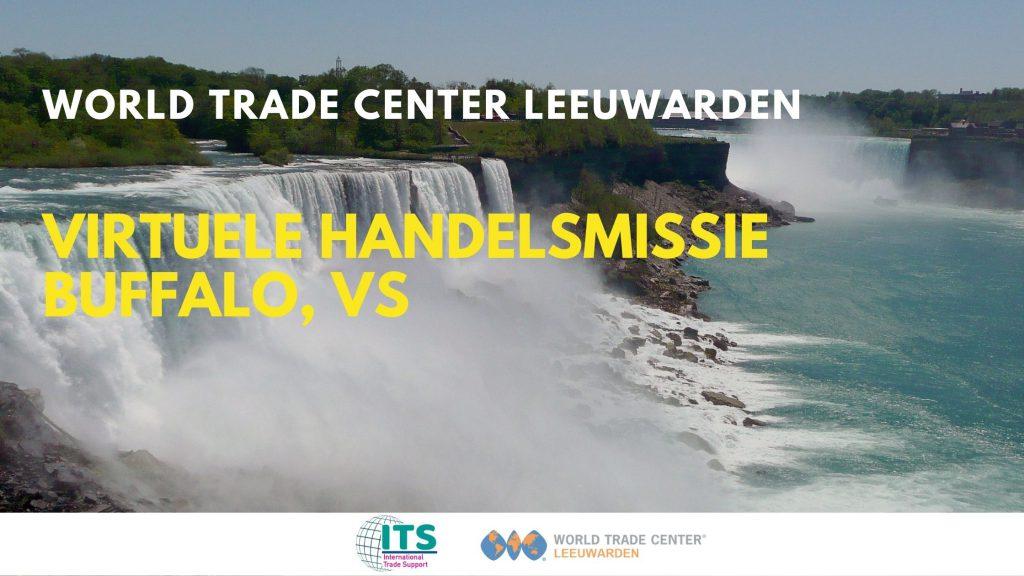 Virtuele handelsmissie Buffalo / USA   WTC Leeuwarden