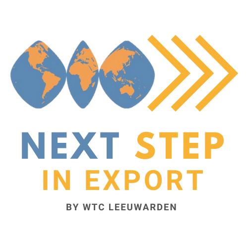 Logo Next Step in Export - WTC Leeuwarden
