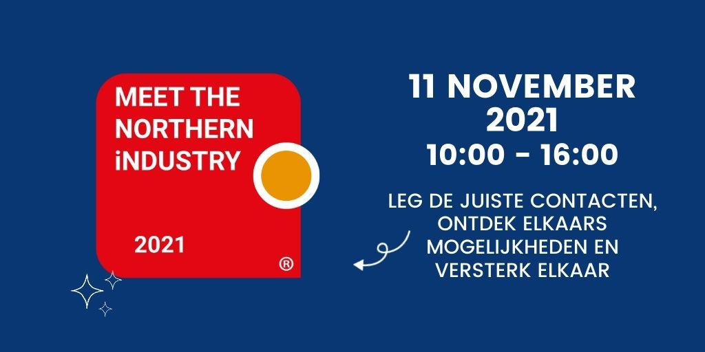 Eventafbeelding MNI2021 Meet the Northern Industry