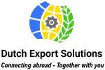 Verticaal Logo Dexss (Dutch Export Solutions)