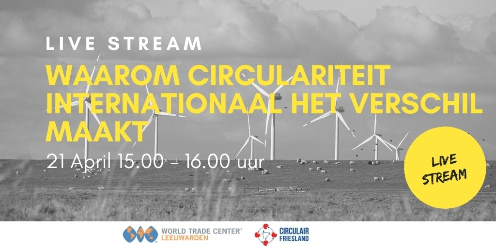 Circulariteit - webinar - WTCL en Circulair Friesland
