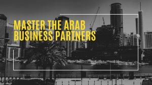 WTC Leeuwarden blog LD Export - Master the Arab business partners