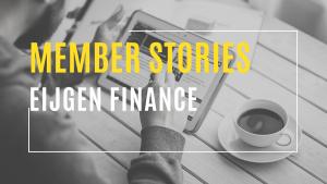 WTC Member Stories - Eijgen Finance