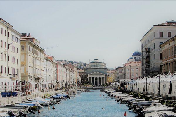 WTC Leeuwarden webinar series - Promising city: Trieste